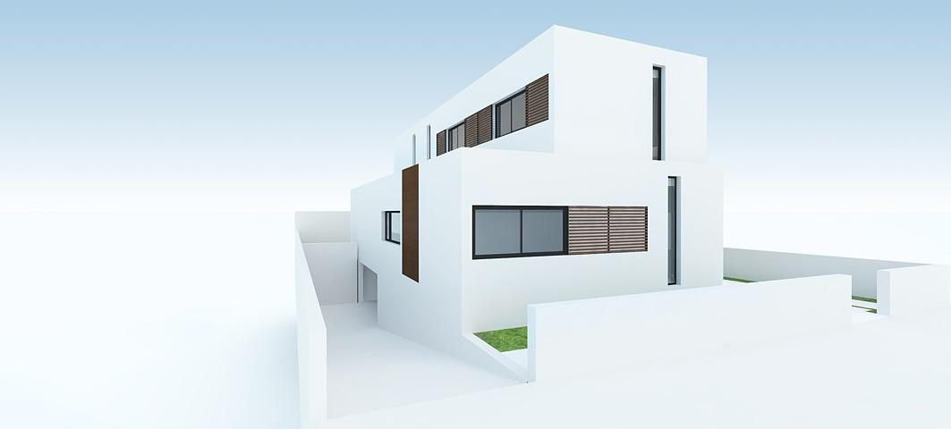 Dom Camamila - vizualizácia
